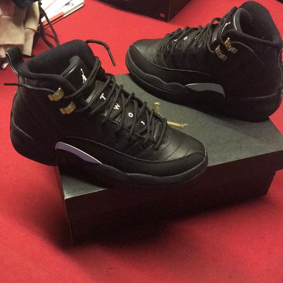 sports shoes 9fe9c ce71c Air Jordan black Master 12's